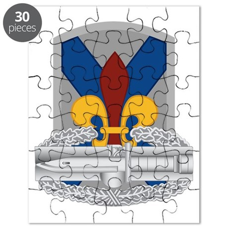 256th Infantry CAB Puzzle