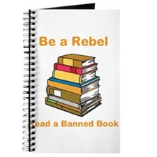 Rebel read a Banned Book Journal