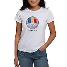 Romania soccer Tee