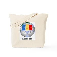 Romania soccer Tote Bag