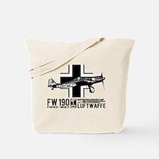 Focke-Wulf Fw 190 Tote Bag