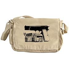 Browning Hi-Power Messenger Bag