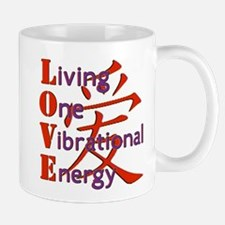 Living, One,Vibrational,Energy Mug