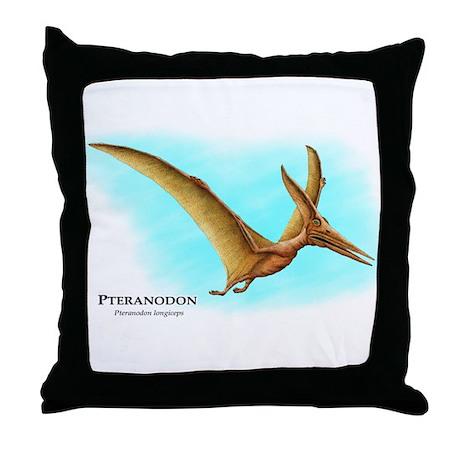 Pteranodon Throw Pillow