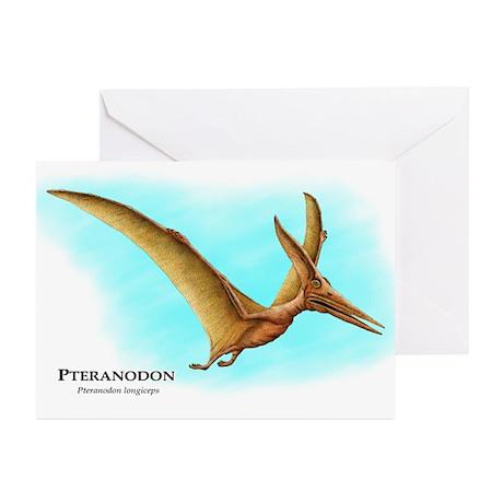 Pteranodon Greeting Cards (Pk of 10)