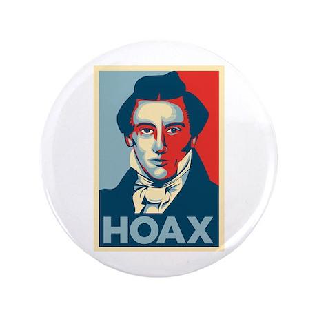 "Joseph Smith: HOAX 3.5"" Button (100 pack)"