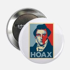 "Joseph Smith: HOAX 2.25"" Button (10 pack)"