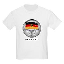 Germany soccer Kids T-Shirt
