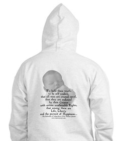 """""""We hold these truths..."""" Hoodie"""