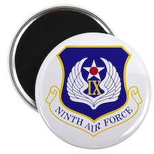 Ninth Air Force Magnet