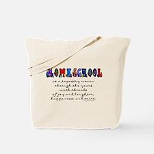 Unique Home school Tote Bag