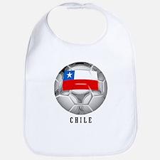Chile soccer Bib