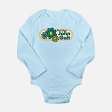 Future John Galt Long Sleeve Infant Bodysuit