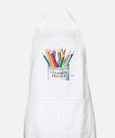 My Colored Pencils Apron