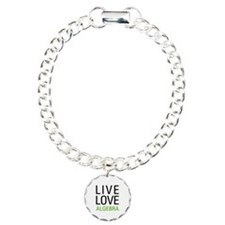 Live Love Algebra Bracelet