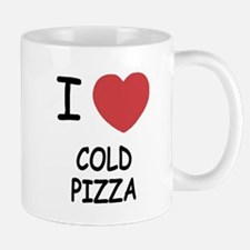 I heart cold pizza Mug