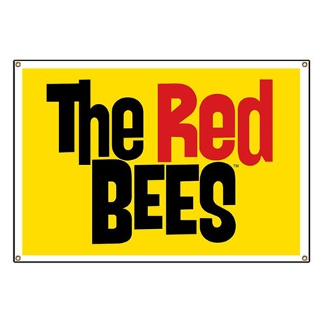 Red Bees Banner