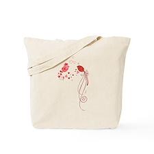 Valentine's Day Special Birds Tote Bag