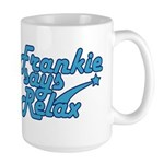 Frankie says relax Large Mug
