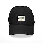 Sister in Gaelic (Knot) Black Cap