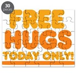 Free Hugs Puzzle