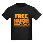 Free Hugs Kids Dark T-Shirt