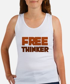 Freethinker Women's Tank Top