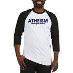 Atheism Baseball Jersey