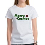 Merry Cosmos Women's T-Shirt