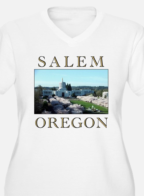 Cute Salem oregon T-Shirt