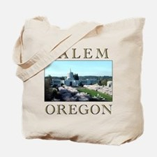 Cute Salem Tote Bag