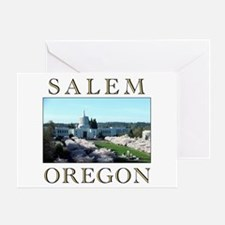 Oregon Greeting Card