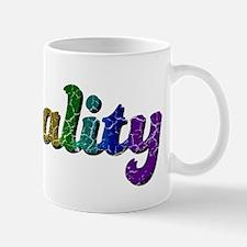 Rainbow Equality Mugs