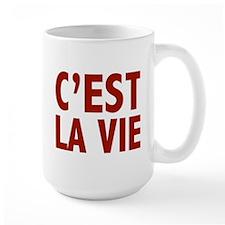 C'est La Vie Mug