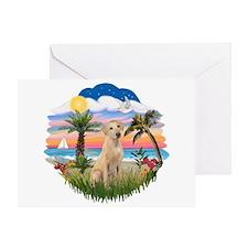 Palms - Greeting Card