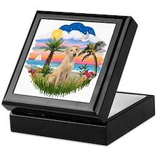 Palms - Keepsake Box