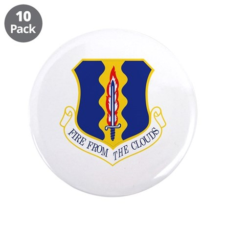 "33rd Fighter Wing 3.5"" Button (10 pack)"