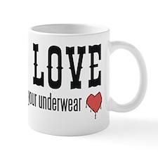 True Love Melts Your Underwea Mug