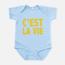 C'est La Vie Infant Bodysuit