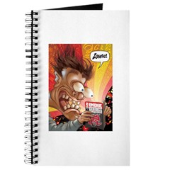 Zowie Face (Indie Comics Magazine) Journal
