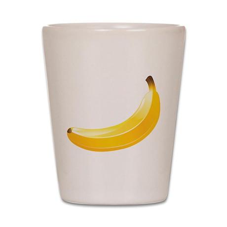 Banana Shot Glass