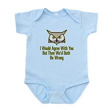 Wise Owl Infant Bodysuit