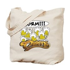 NORM! Classic Cheers Design Tote Bag
