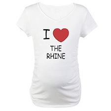 I heart the rhine Shirt