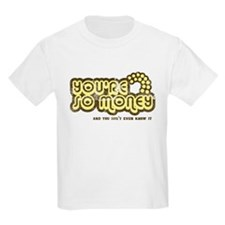 You're So Money (Retro Wash) Kids T-Shirt
