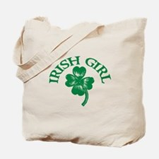 IRISH GIRL SHIRT ST. PATRICKS Tote Bag