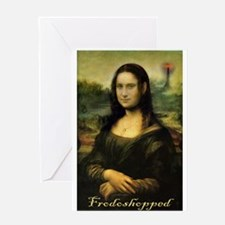 Frodoshopped Greeting Card
