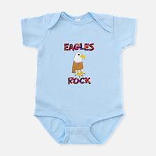 Eagles Rock Infant Bodysuit