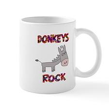 Donkeys Rock Mug