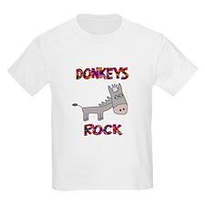 Donkeys Rock T-Shirt